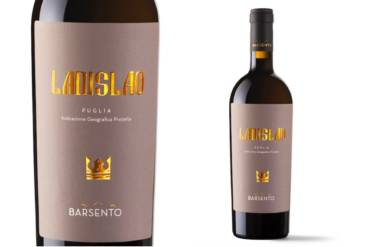 LADISLAO OUR FIRST NEGROAMARO IN THE NAME OF THE KING THAT DECLARES NOCI LIBERA